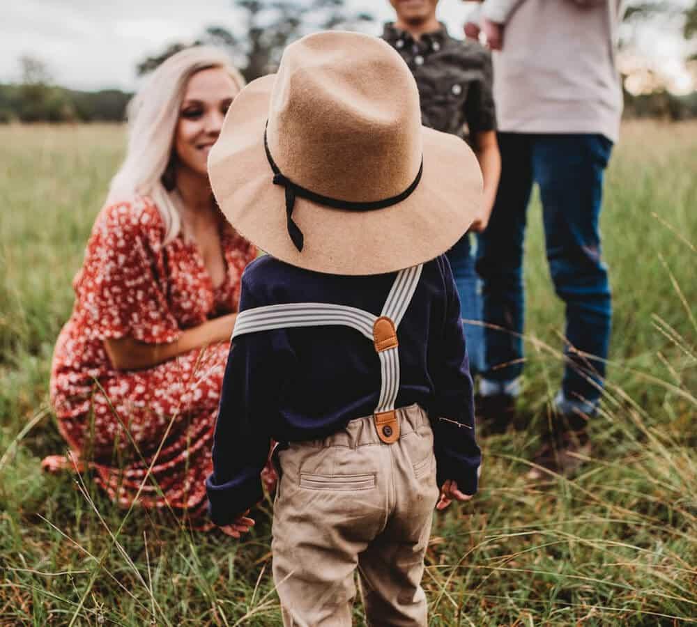 Spara pengar med avkastning barnfamilj